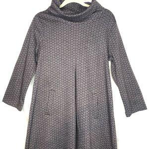 Tyler Boe Kim Cowl Midi Dress